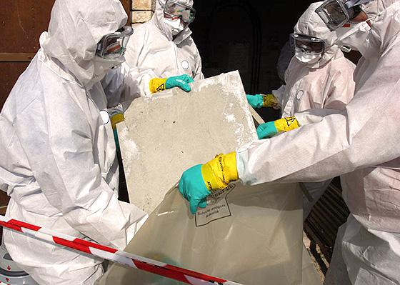 Asbestos guidance advice